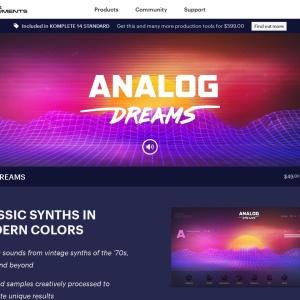Play Series : Analog Dreams | Komplete