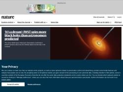Nature Journal screenshot