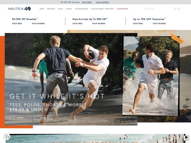 Nautica (Global) screenshot