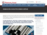 Stainless Steel 253 MA Pipes Exporters