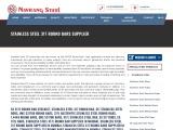 Stainless Steel 317L Round Bars Supplier