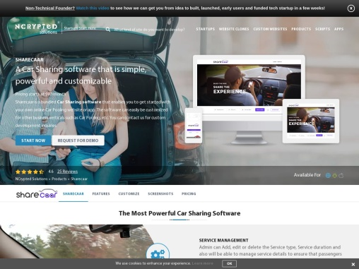 Car Sharing Software – An Alternative to Manage Car Sharing Business