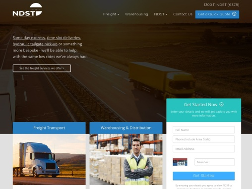Select the Best Logistic Company In Somerton