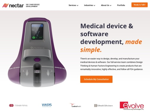 Medical Device Product Development Companies – Nectar Product Development