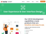 Find UI & UX Design and Development Services by Nectar Product Development