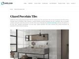 Glazed Porcelain Tiles Flooring – Neelson Tiles