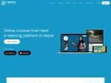 Online Learning Platform in Nepal
