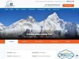 Everest Base Camp Trek With Nepal Hiking Trek