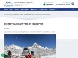 Everest Base Camp Trek 7 Days, Heli EBC Trek for 2021–NMH Treks