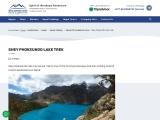Shey Phoksundo Lake Trek, Dolpo Tea House Trek 12 Days