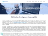 Top Mobile App Development Company USA | Android and iOS Development – NetDroidtech
