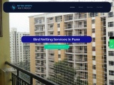 #1 Best Bird Netting Services In Pune – Netting Experts