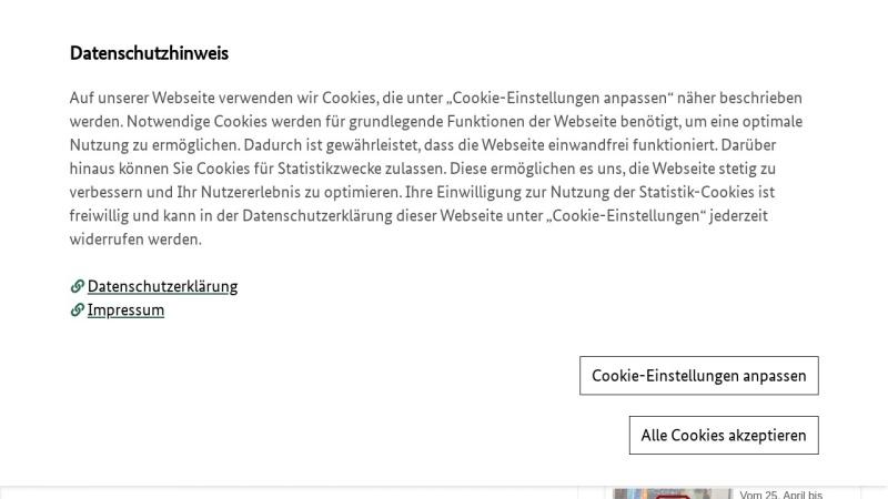 www.netzwerk-laendlicher-raum.de Vorschau, Deutsche Vernetzungsstelle Ländliche Räume