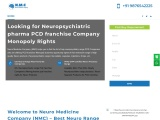 Neuropsychiatry company in india