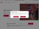 New Balance Athletic Shoe store discount voucher coupon codes from Latest Savings