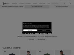 New Era Cap Company (Global) screenshot