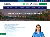 MBBS in Russia Fees Structure 2021