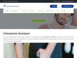 Best Chiropractic Clinic In Brampton