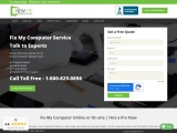 Fix Computer Near Me   Online & On-Site Services