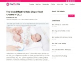 Best diaper rash cream in India