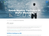 Trends Shaping The Future Of Digital Marketing