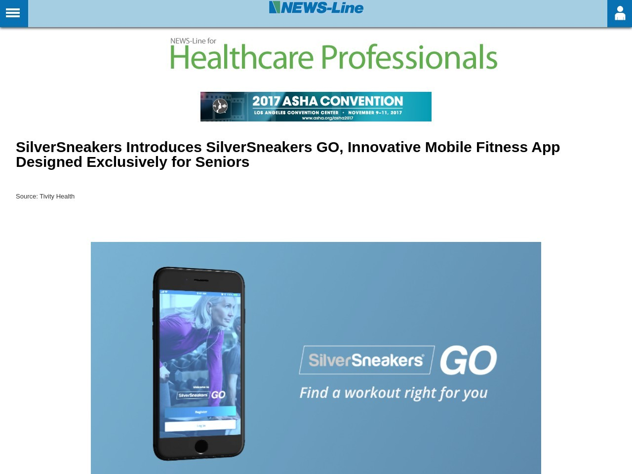 …GO, Innovative Mobile Fitness App Designed Exclusively for…