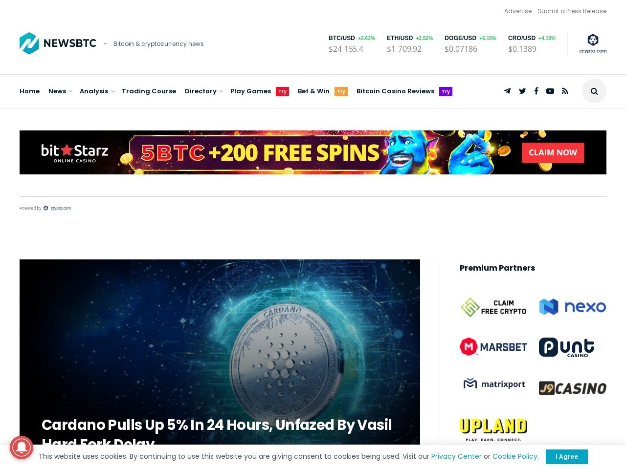 Bitcoin Flavour of the Week Again: Crypto Back in Mainstream Media