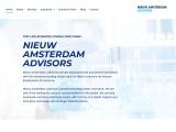 Nieuw Amsterdam Advisors (Life Sciences Consulting)