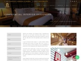commercial flats interior design company||commercial office design