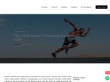 How to Develop a Fitness App that Drives ROI?