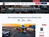 BBA in Aviation Management in Mumbai