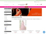 Now it is ease to purchase designer anarkali suits online