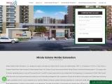 Nirala Estate 2/3/4 BHK Apartments in Noida Extension