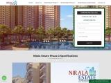 Nirala Estate Phase 2 Specification