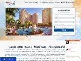 Nirala Estate Phase-2 – Nirala Estate Noida Extension Phase 2 Price List