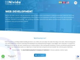 Web designing company vadodara, Gujarat, india | Nivida Web Solutions