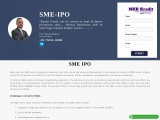 list your business in SME IPO listing | NKB Kredit