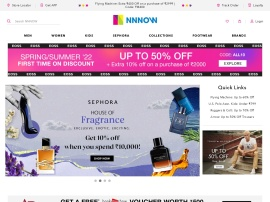 Online store Nnnow.com