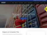 Container Hire | Hire Containers | Northern Containers