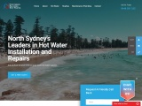 North Sydney's Leaders in Hot Water Installation and Repairs