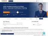 AWS Solution Architect Certification Cost-Register Now(7262008866)