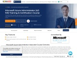 Azure Administrator Certification-Get Upto 30% Discount