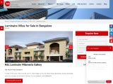 Luxury Homes | Villas for Sale in Bangalore | NSL Luminaire
