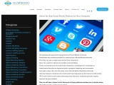 Select The Best Social Media Platform For Your Company