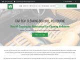 Best Cheaper Car Seat Cleaning Services Melbourne | Carpet Cleaning Box Hill