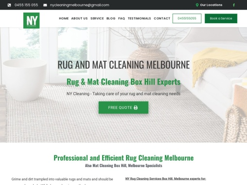 Highly Affordable Rug and Mat Cleaning Services Box Hill