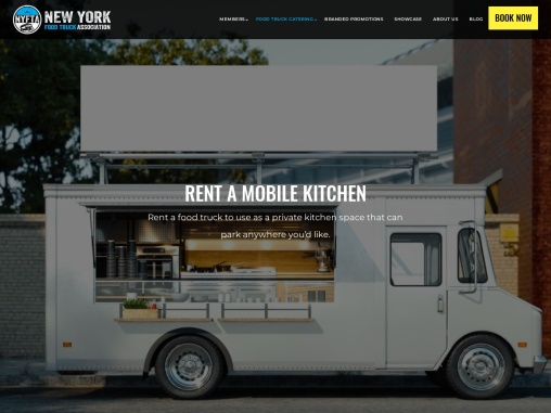 Food Truck Kitchen & Supplies Equipment | New York Food Truck Association