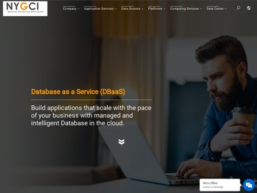 Database as a Service in Cloud Computing companies in India