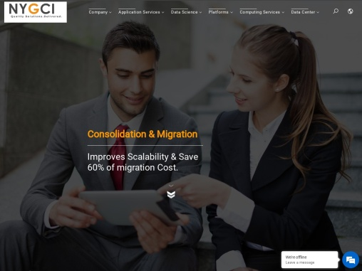 Data Center Consolidation and Migration Service Provider in India