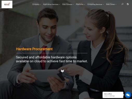 Hardware Procurement Service Provider in India
